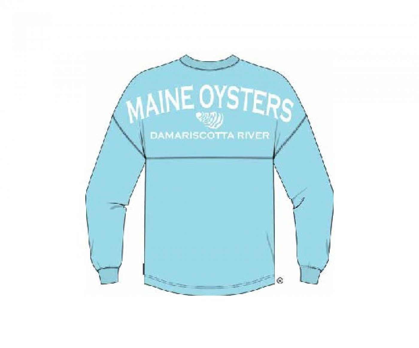 Maine Oysters Jersey - Pool SOLD OUT